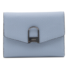 HUER Fasy Small Flap Wallet - Blue [One Size]