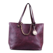 HUER Beryl Tote Bag - Brown [One Size]