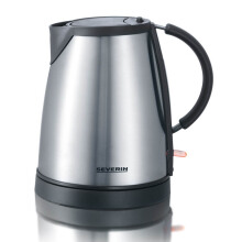 SEVERIN Jug Kettle Double Wall - Silver - WK 3348