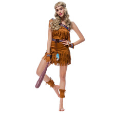 Halloween Sexy Costume  Indian Women's Costume Outfit