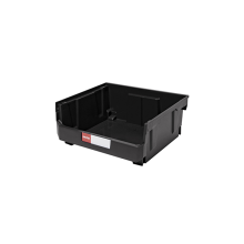 Shuter Hanging Bins (Container) 50 kg  HB-250 6 Pcs Black