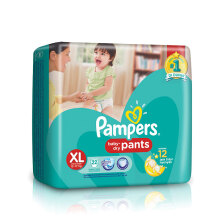 PAMPERS Popok Baby Dry Pants XL-22