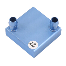 Aluminium Water Cooling Heatsink Block Waterblock Liquid Cooler For CPU GPU