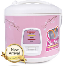 [DISC] COSMOS Rice Cooker Non Stick 1.8L - CRJ-327