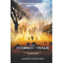 The Scorch Trials - New - James Dashner 9789794338506
