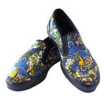 ALINSKIE BROTHERS Azura Shoes F1002 - Blue