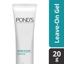POND'S Leave-On Acne Solution Gel 20g