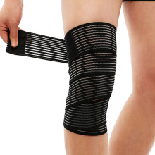 [Kingstore]Adjustable Man Woman Elastic Fitness Cotton Strength Bandage Hand Wrist Strap