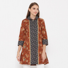 A&D Dress Ladies Ms 817 - Brown