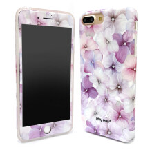 LOLYPOLY 2 in 1 Case Marble + Anti Gores for Apple Iphone 5 (010696xx05)