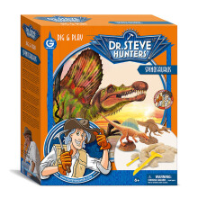 GEOWORLD Dinosaurs Collection - Dig & Play - Spinosaurus