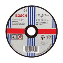 BOSCH Metal Cutting Disc Best 4 inch 267