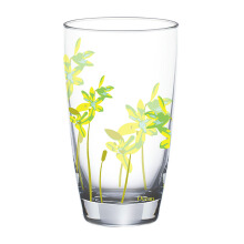 OCEAN Field Refreshing Drink Glass 2 pcs - Amber - 465 ml