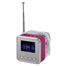 NiZHi TT029 Mini Portable Multimedia Speaker Support Micro SD USB FM Radio