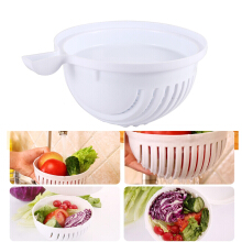 Practical Salad Maker Cutter Bowl