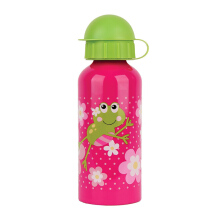 STEPHEN JOSEPH Stainless Steel Bottle Girl Frog SJ9501-52C