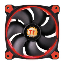 THERMALTAKE RIING 12 LED FAN / LED RED