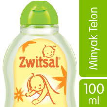 ZWITSAL Natural Minyak Telon 100ml