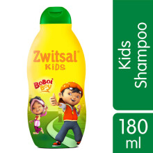 ZWITSAL Kids Shampoo Natural Green 180ml