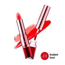 MISS HANA Dual Lasting Tint and Lip Balm (Gradient Coral) 86SHOP