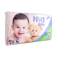 PASEO Puresoft Facial Travel Pack 50'S