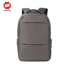 TIGERNU PREMIUM T-B3032A - 17.3 Inch - UPGRADED VERSION - Waterproof Anti-Theft Backpack Laptop Bag - Grey