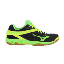 MIZUNO THUNDER BLADE - BLACK / GREEN GECKO / SAFETY YELLOW