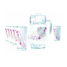 LUMINARC Drinkset Juliet 7Pcs