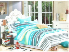 GRAPHIX Bed Cover Set Queen - Lindsay / 160 x 200cm