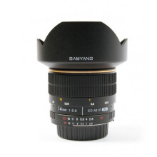 Samyang For Canon 14mm F/2.8 IF ED UMC Aspherical AE Black