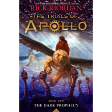 Trials Of Apollo #2: The Dark Prophecy - Rick Riordan 9786023853274