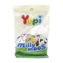 YUPI Milly Moos Mini Bag 45gr (isi 6pcs)