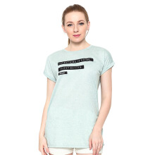 GREENLIGHT Quotes Basic Tee - Blue