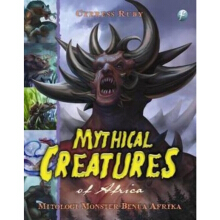 Mythical Creatures Of Afrika - Cypress Ruby 9789794339992