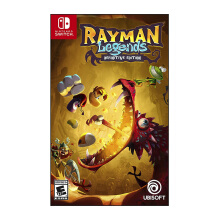 NINTENDO Switch Game - Rayman Legends: Definitive Edition