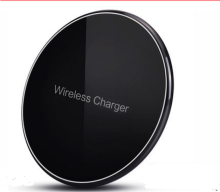 WECOOL W411 Wireless charger for Samsung 9V Black color