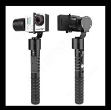 3-Axis Handheld Stabilizer Gimbal for Sports Cameras GoPro 3 3+ 4 xiaoyi VS-3SG Black