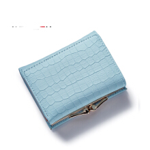 Stoney wallet - Light Blue