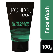 POND'S Men Acne Clear Oil Control Facial Wash 100g