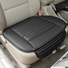 Comfortable Car Vehicle Seat Cover Cushion Pad Backless Four Season Used