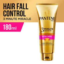 PANTENE Conditioner Hair Fall Control 3 Minutes Miracle 180ml