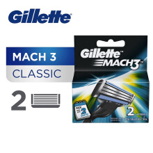 GILLETTE Mach3 Cartridge 2pcs