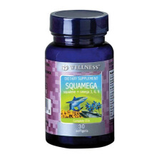 WELLNESS Squamega 30 Softgels