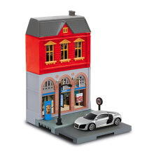 RMZ CITY 1:64 Diorama Set - Bank