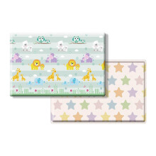 PARKLON PVC Soft Mat M (190 x 130 x 1.2 cm) - Mom and Baby