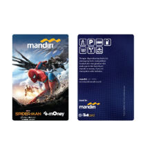 MANDIRI E-Money Spiderman HomeComing Series