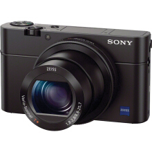 SONY Cyber-shot DSC-RX100 mark III - Black