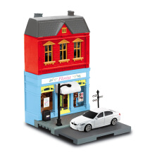 RMZ CITY 1:64 Diorama Set - Flower Shop