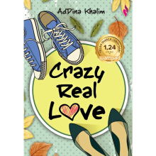 [free ongkir]Crazy Real Love - AdDina Khalim 9786026475596