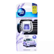 AMBI PUR Car Mini Vent Clip Lavender Comfort 2ml